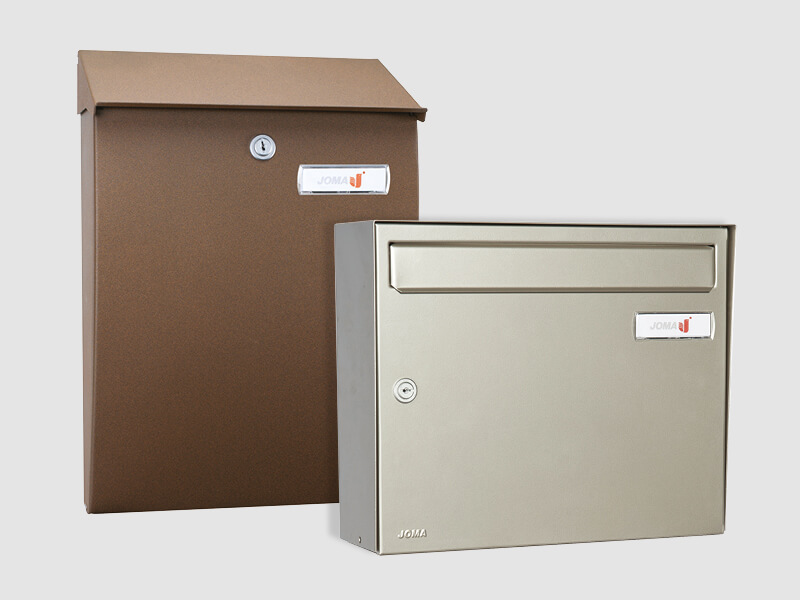 aa3c286e92 JOMA • Manufacturer of mailboxes